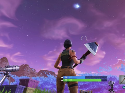 Fortnite meteor update: When will it hit Tilted Towers?