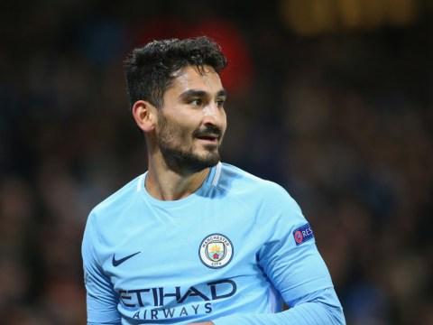 Manchester City star Ilkay Gundogan keen on Barcelona transfer
