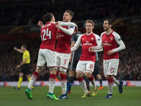 CSKA Moscow vs Arsenal TV channel, kick-off time and odds for Europa League clash