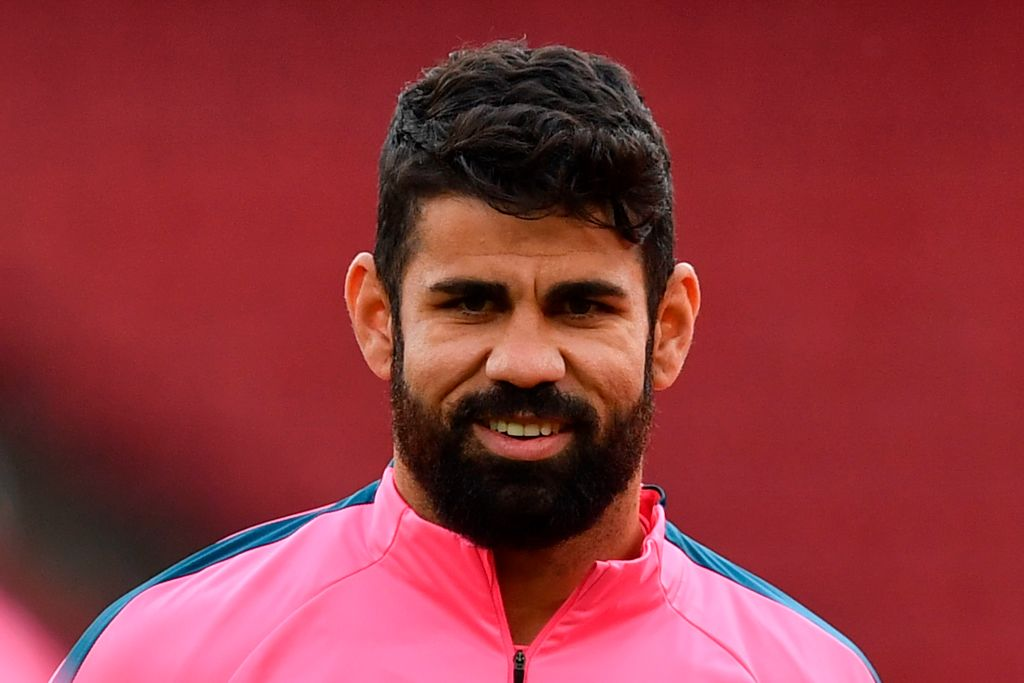 Diego Costa will intimidate Arsenal's players, warns Diego Simeone