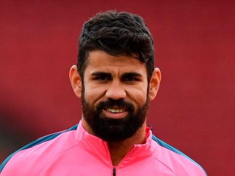 Diego Costa will intimidate Arsenal's players, warns Diego Simeone