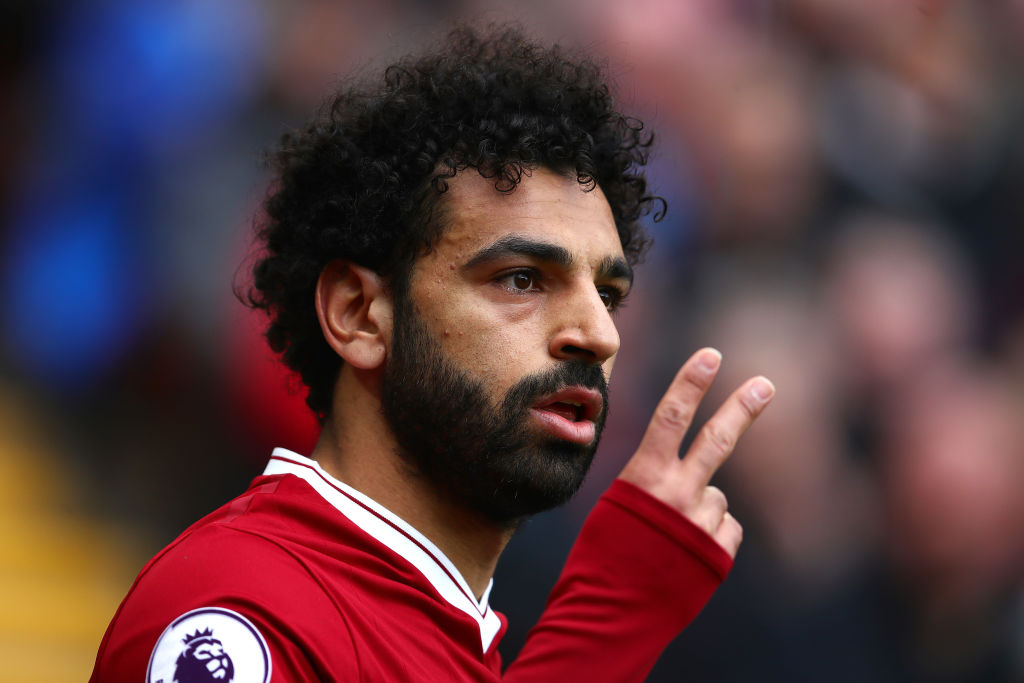 Mohamed Salah could face ban for Liverpool's final two Premier League games