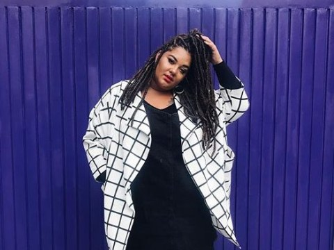 Grace Victory says she lost a thousand followers for posting a photo of her period