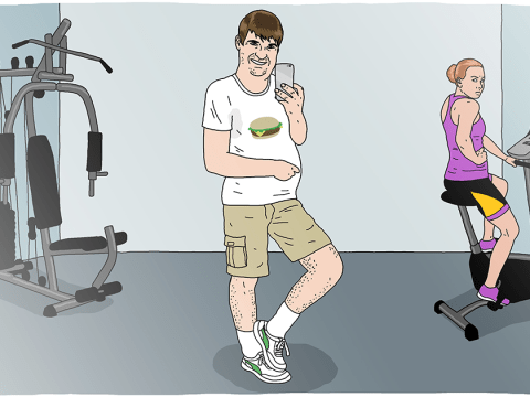 Here's why I'm glad I started going to the gym in my thirties