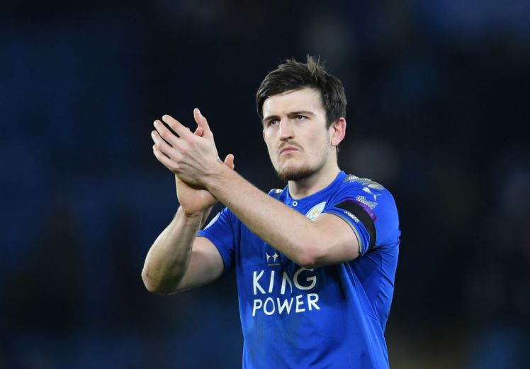 Claude Puel sends message to Manchester United over Harry Maguire transfer interest