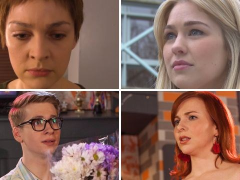 10 Hollyoaks spoilers: Sienna stalker revealed, Glenn abuse and Alfie's shocking move