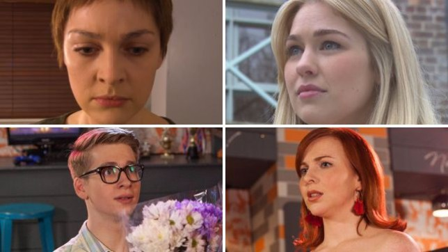 Hollyoaks spoilers for Sienna, Holly and Alfie