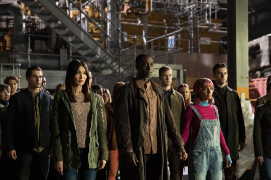 Humans recap: here's what happened in the first two series
