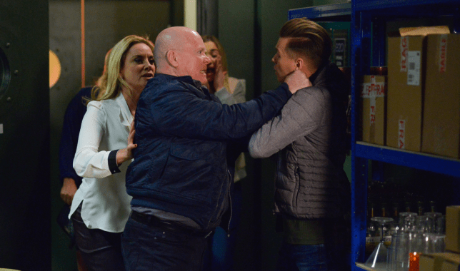 Phil wants to kill Hunter in EastEnders