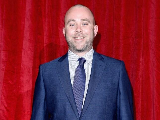 Iain MacLeod takes over at Coronation Street