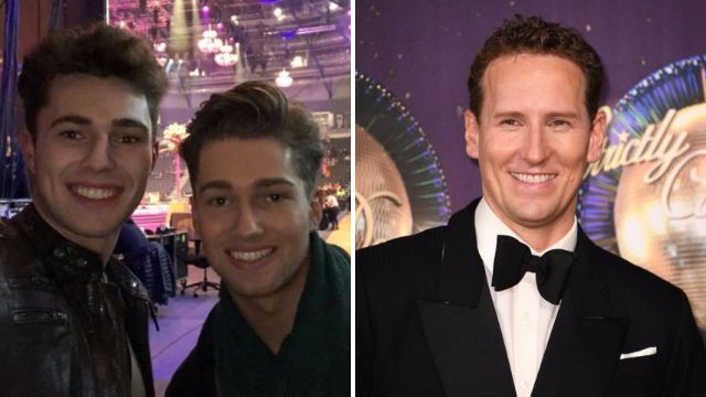 AJ Pritchard's younger brother Curtis 'to replace Brendan Cole' on Strictly Come Dancing