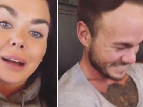 Scarlett Moffatt shames boyfriend Lee Wilkinson for forgetting his passport 24 hours before flight to Florida for Saturday Night Takeaway