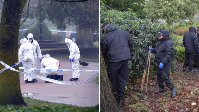 Murder investigation launched after girl's body found in park in Wolverhampton