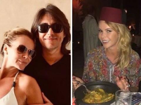 Amanda Holden chillaxes in Marrakech ahead of Britain's Got Talent return