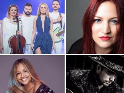 Eurovision 2018: Who's rehearsing on Day 3, Tuesday 1st May
