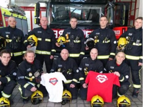 Grenfell firefighters vow to run marathon in full gear despite weather warning