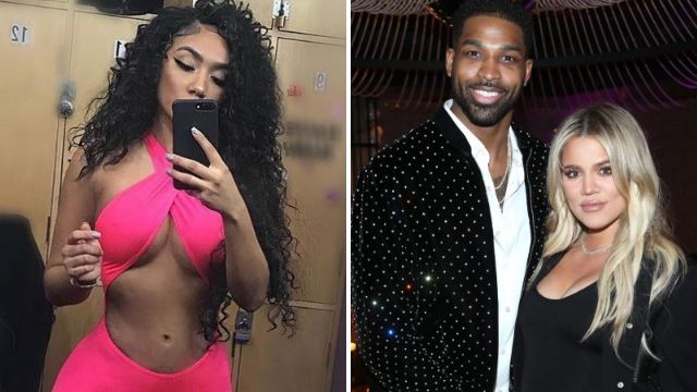 Who is Lani Blair? The strip club worker followed by Blac Chyna who 'kissed' Tristan Thompson