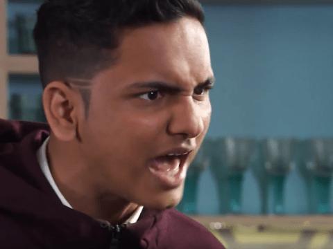 Hollyoaks spoilers: Has Imran Maalik hurt Brooke Hathaway?