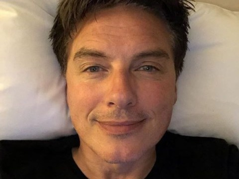 John Barrowman claims he was 'lectured' by Target staff for trying to help homeless man