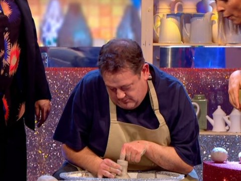 Johnny Vegas wowed with his phallic teapot making skills on the Generation Game