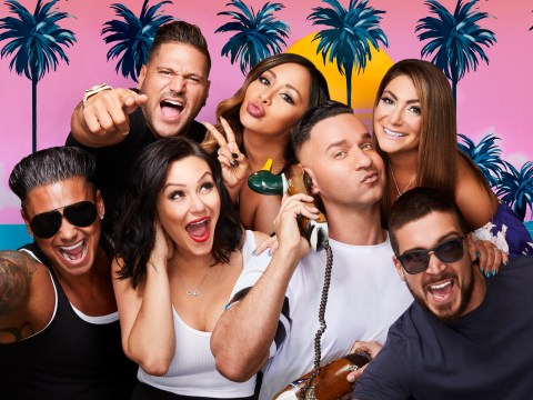 Pauly D admits Jersey Shore reunion is 'complete sh*t show' as Angelina makes surprise return