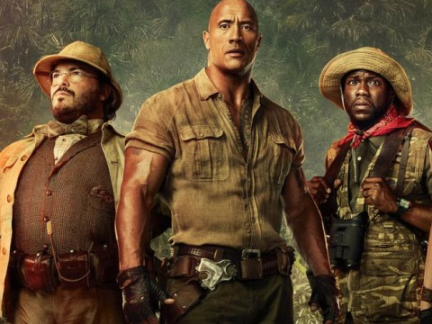 Dwayne Johnson reveals there's Jumanji sequel coming our way following 'dynamite' pitch