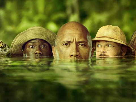When does Jumanji: Welcome To The Jungle come out on DVD?