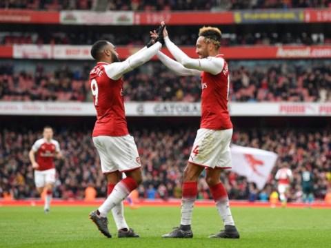 Arsene Wenger impressed with Pierre-Emerick Aubameyang's surprise gesture