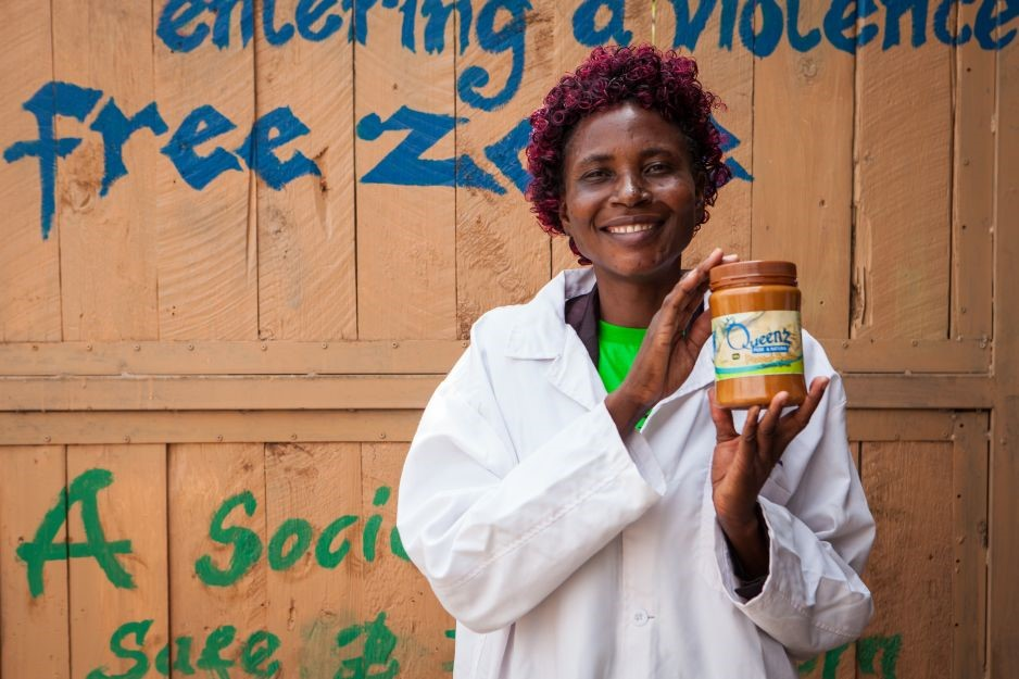 Meet the peanut butter Queenz who have survived domestic abuse to become business women