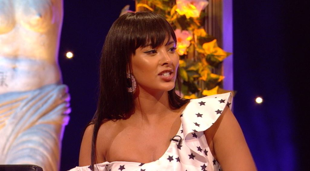Maya Jama reveals she asked friends to approve nude pictures before sending them to Stormzy