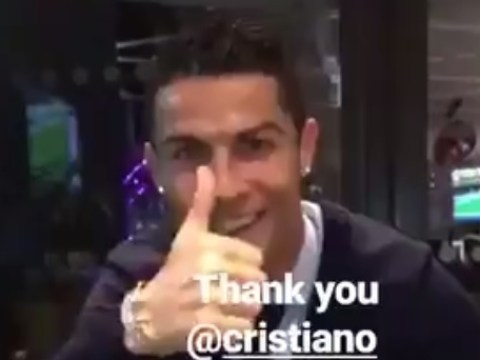 Manchester United midfielder Nemanja Matic reveals special message from Cristiano Ronaldo