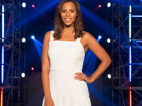 Rochelle Humes blasts idea of mums 'snapping back to pre-baby bodies'