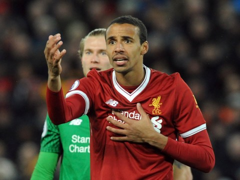 Joel Matip preparing for surgery as thigh injury looks set to rule him out for rest of season