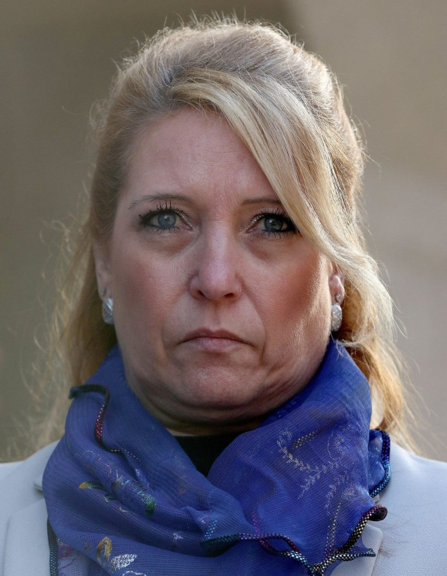File photo dated 07/02/18 of Denise Fergus, the mother of murdered toddler James Bulger, outside the Old Bailey in London. A petition demanding answers about how James Bulger?s killer was free to commit new offences could be debated in parliament after winning 100,000 signatures. PRESS ASSOCIATION Photo. Issue date: Saturday February 10, 2018. The campaign, supported by the murdered toddler?s mother, calls for a public inquiry into Jon Venables?s time in the prison system. See PA story POLITICS Bulger. Photo credit should read: Jonathan Brady/PA Wire