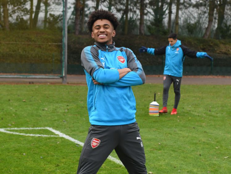 Reiss Nelson starts and Aaron Ramsey out as Arsenal take on Southampton