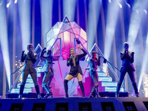 Eurovision 2018 Rehearsals: Saara Aalto has a whole new stage concept for Monsters