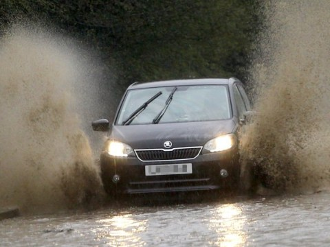 Flooding 'likely' across UK with weather warnings issued for Bank Holiday downpours