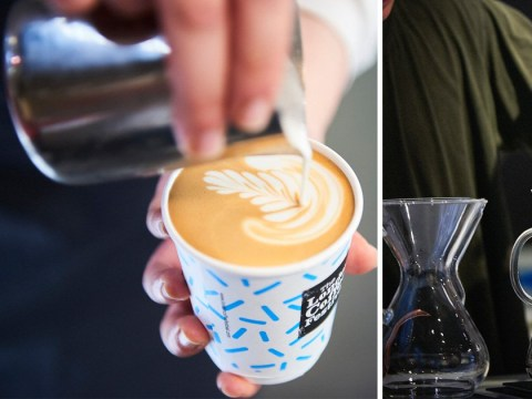 Coffee lovers, there's a whole festival full of caffeine stuff coming to London