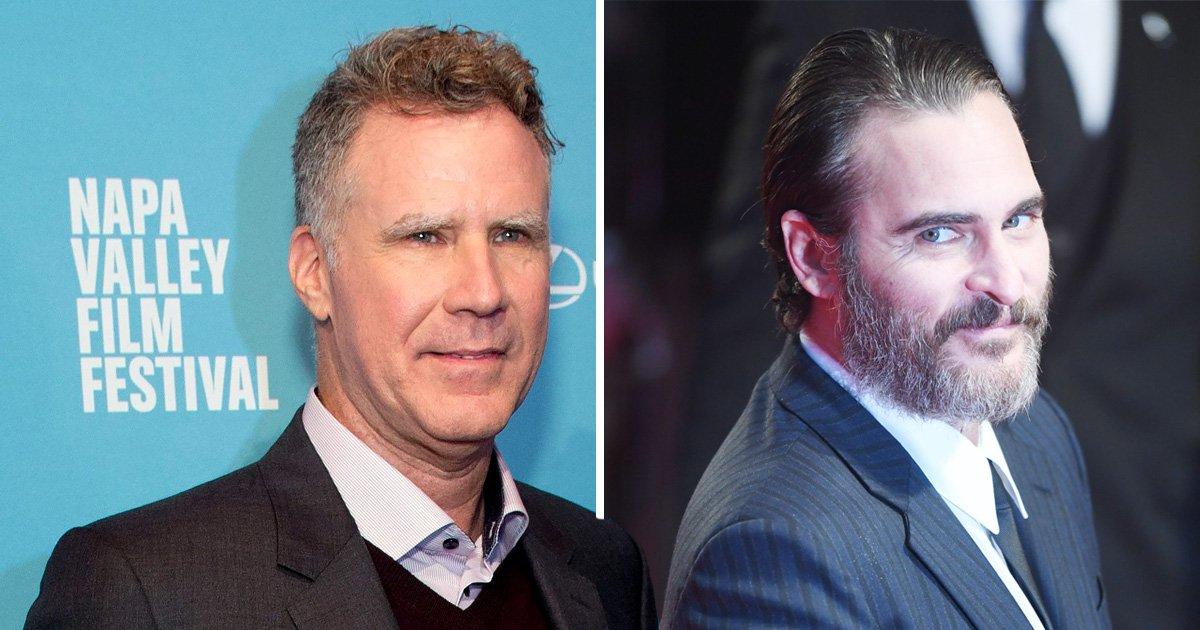 Will Ferrell asks Joaquin Phoenix if he's 'a little b*tch' IRL