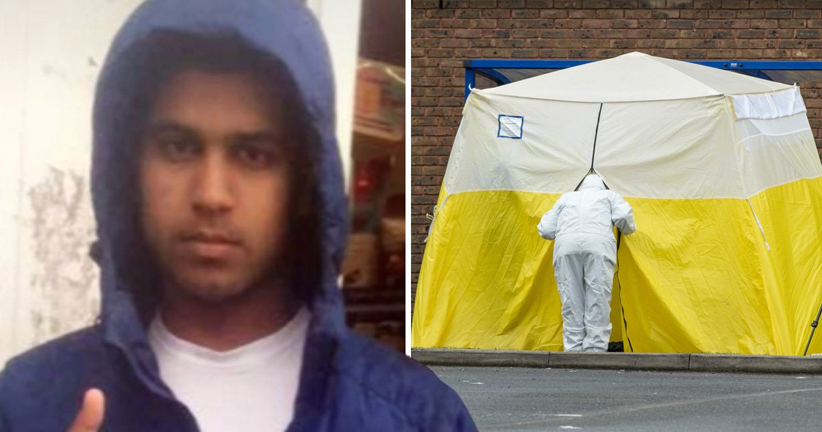 Pictured: Latest victim of London's wave of murders who was shot in the face and killed at 16