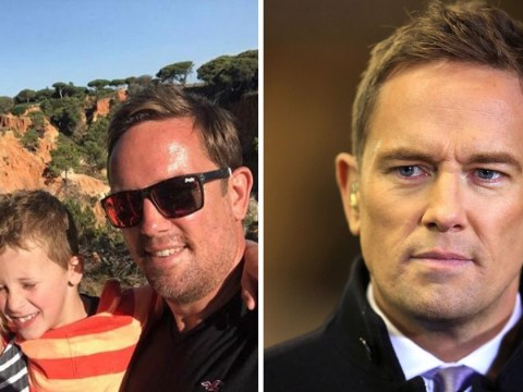 Simon Thomas shares heartbreaking final holiday picture with late wife
