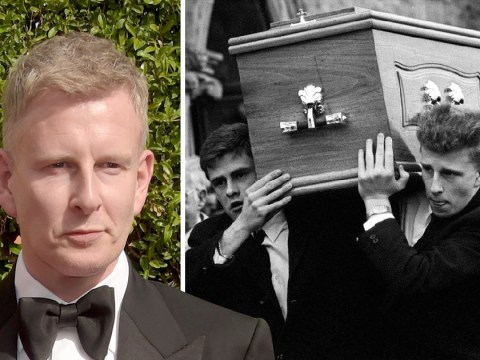 Patrick Kielty reveals he'll 'never forgive' the men who murdered his father in emotional BBC documentary