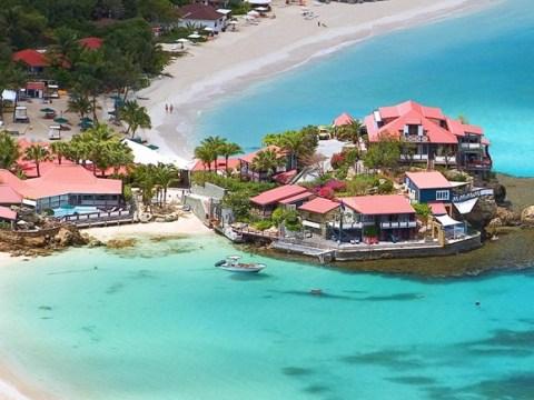 Inside Eden Rock – the A-list Caribbean hotel owned by Spencer Matthews' parents Jane and David Matthews