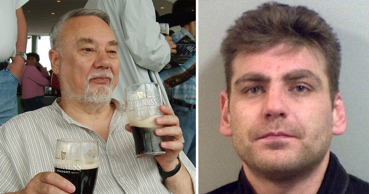 Burglary suspect 'stabbed to death by pensioner' was career criminal who targeted elderly