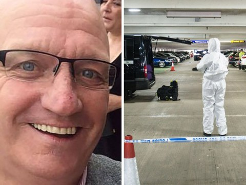 Pictured: Taxi driver who died following 'assault' in Manchester Airport car park