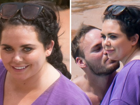 We are absolutely not jealous of Scarlett Moffatt hanging out poolside in Florida ahead of the Saturday Night Takeaway finale