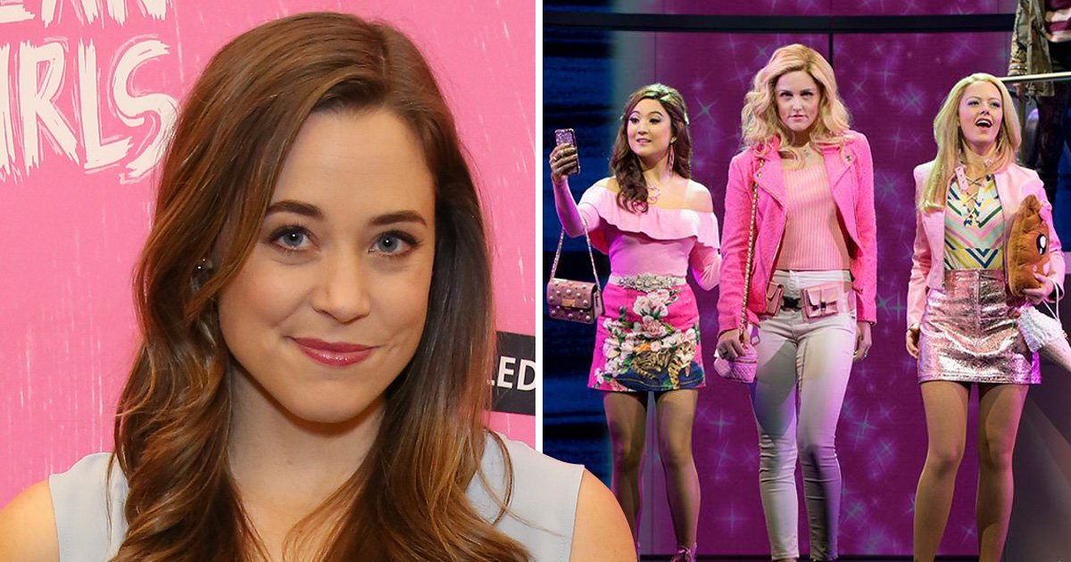 Mean Girls The Musical has a positive message following #MeToo movement