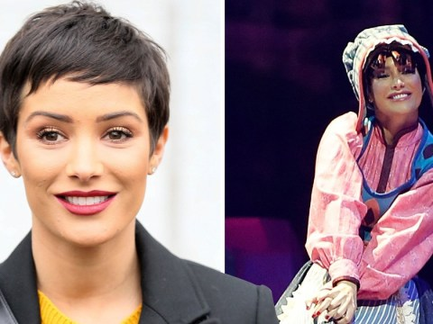 Frankie Bridge is taking acting lessons as she 'sets her eyes on cracking soap stardom'
