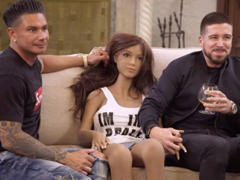 Jersey Shore replaced missing house original Sammi Sweetheart with a sex doll in new season