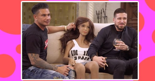 Sammi Sweetheart replaced with sex doll in Jersey Shore's latest series